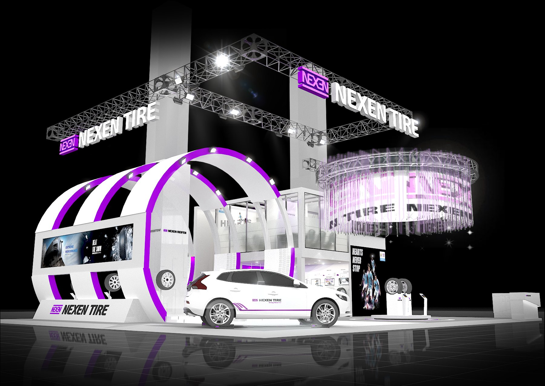Nexen Tire to Exhibit Its Outstanding Quality Products at 'IAA Frankfurt Motor Show 2015