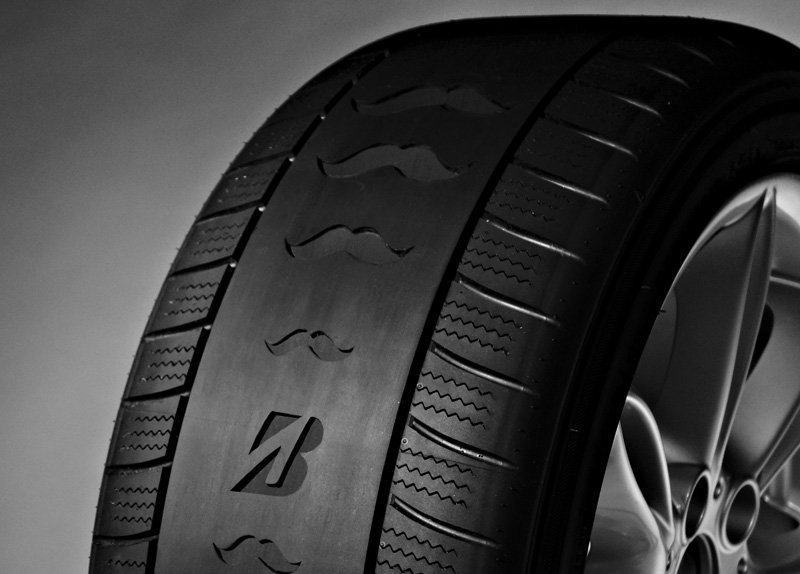 Bridgestone supporta Movember