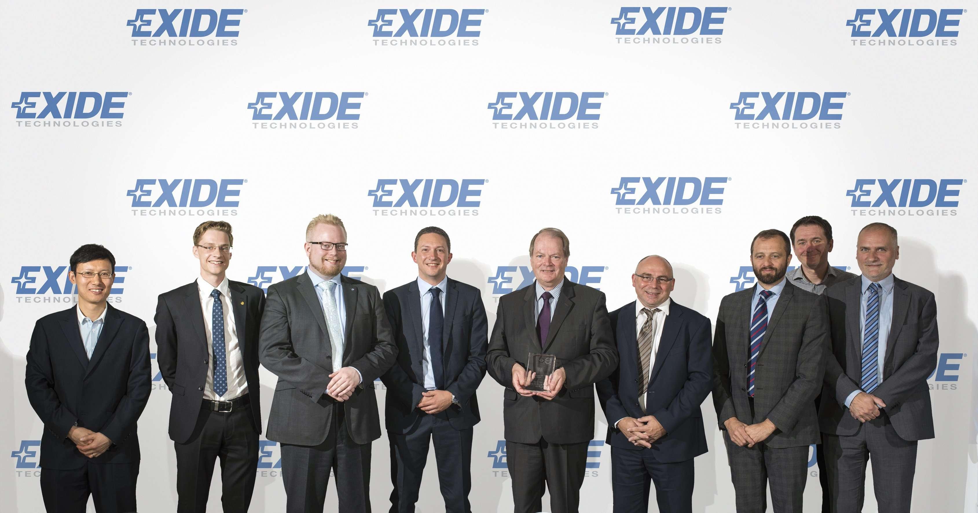 Exide - Volvo Award