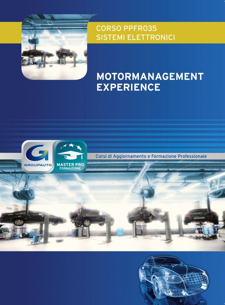 Groupauto - Corso Motormanagement Experience