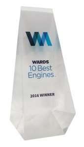 Wards 10 Best Engines 2016