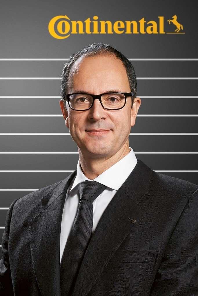 Daniel Gainza, Marketing Director Truck Tires EMEA