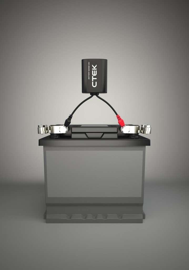 Intec - Ctek Battery Sense 02