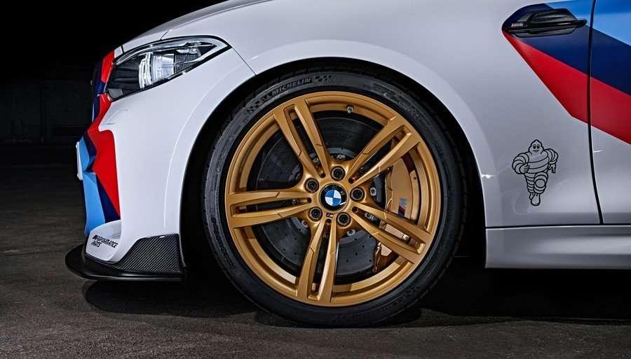 Michelin BMW M2 Safety Car 1