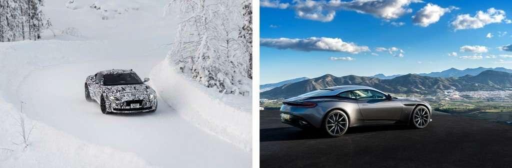 Bridgestone -Aston Martin DB11