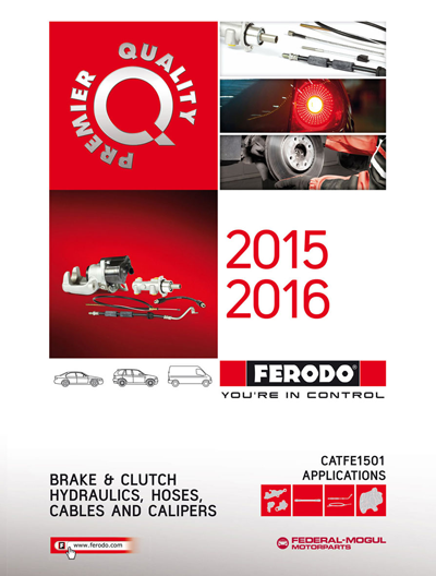 Ferodo_Cover Catalogo Frenante