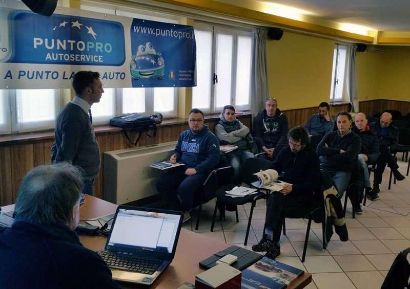 Groupauto Italia  - Corso Formazione Verbania