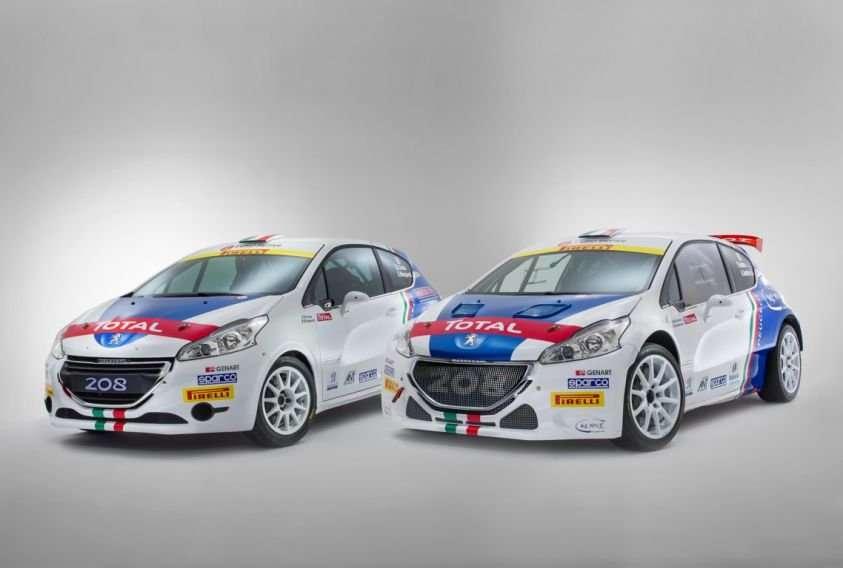 Peugeot-Campionato-Italiano-Rally