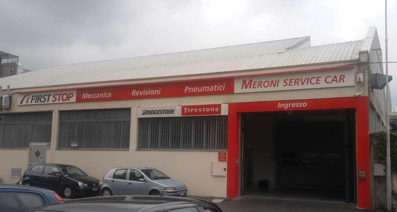 BS 23 - 16 MERONI SERVICE CAR ENTRA NELLA RETE FIRST STOP!