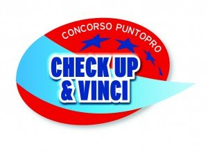 PUNTOPRO - Logo Check-Up&Vinci 2015