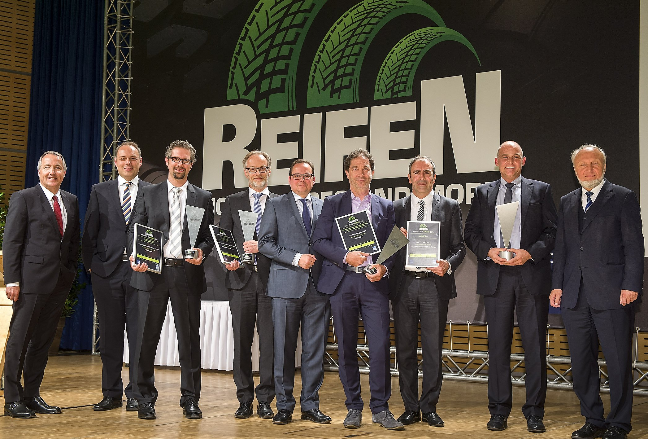 Reifen innovation award 2016