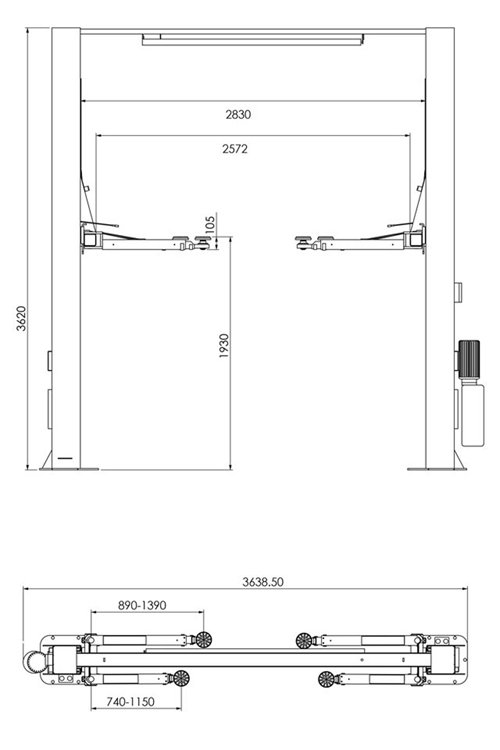 KHG2014TP-3.2T_abmessung