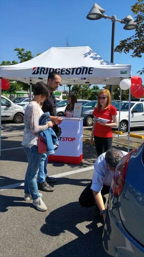 Mese della sicurezza_First Stop e Bridgestone_Meroni