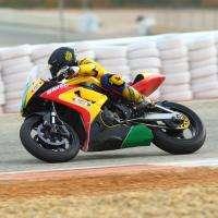 Rob Hodson - Avon Tyres testing