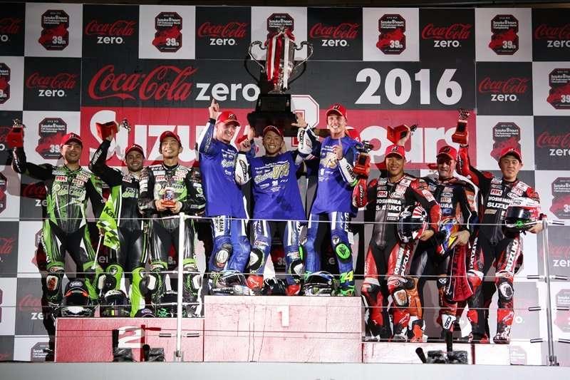 Bridgestone si aggiudica podio Coca – Cola Zero Suzuka 8 Hours-1