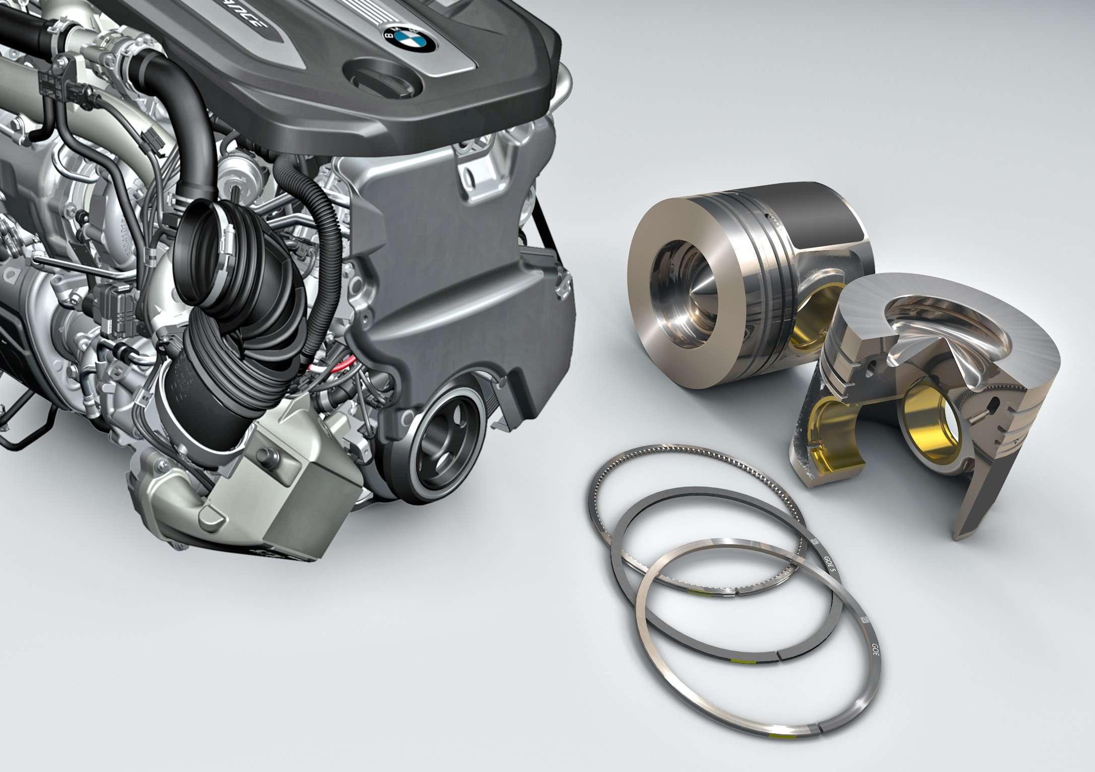F-M Powertrain - Fornitura Nuovo Motore Diesel 6 cilindri
