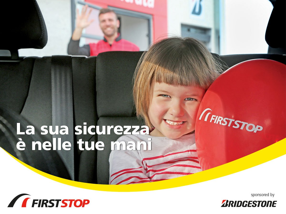Safety Campaign Bridgestone - First Stop