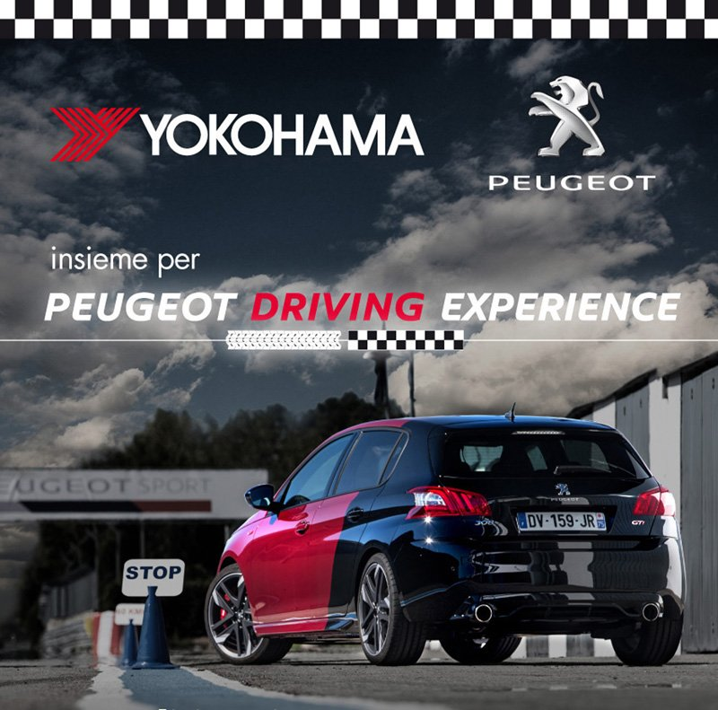 Peugeot Driving Experiencemd