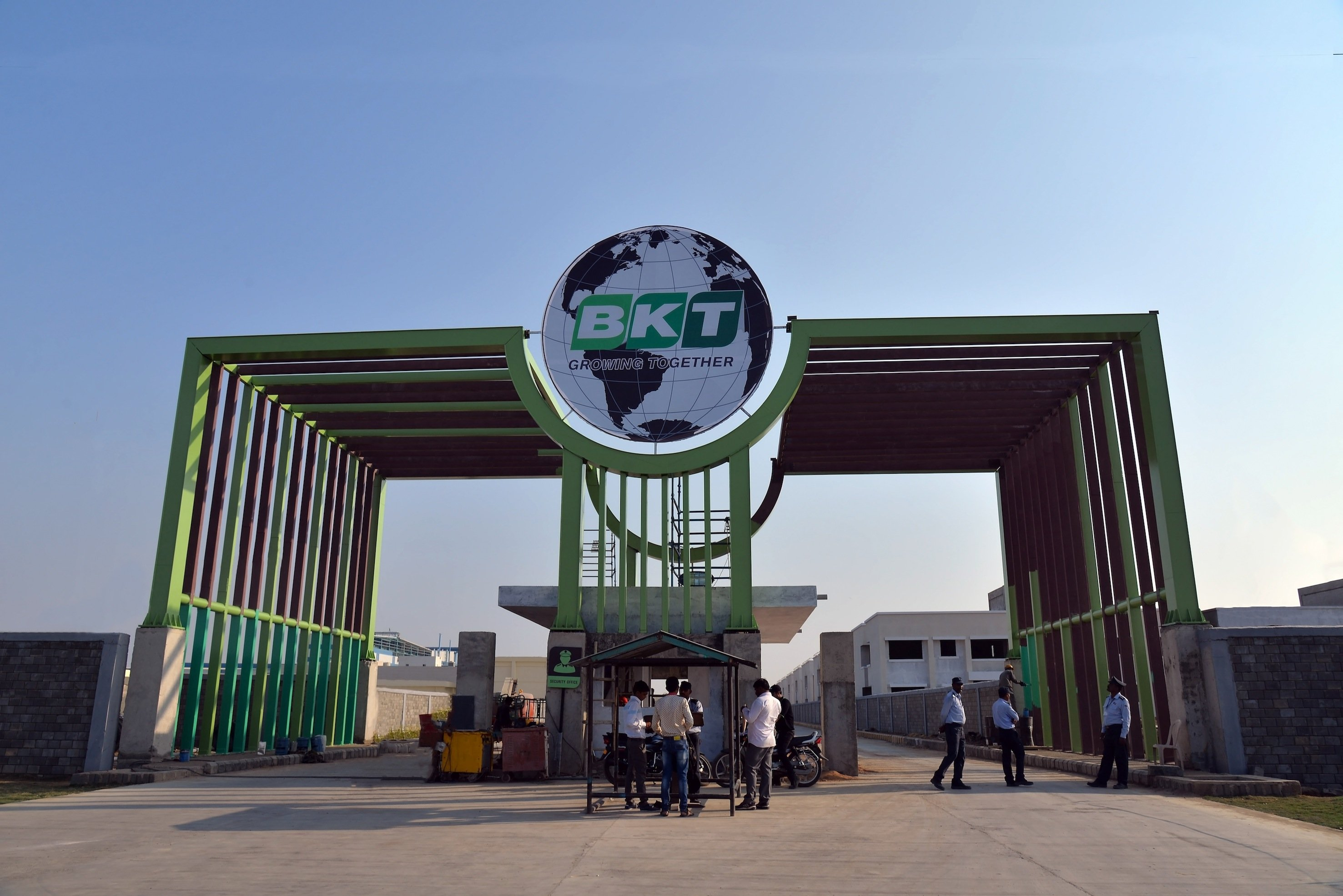Bhuj_Facility_Entrance