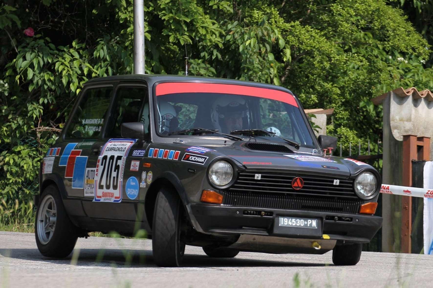 Trofeo A112 Abath Yokohama