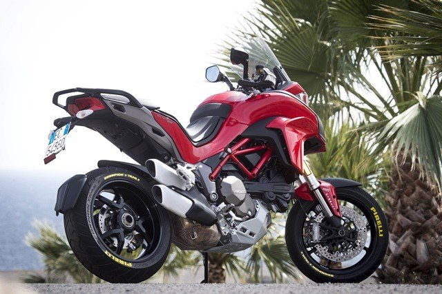 nuova ducati multistrada 1200 scorpion trail ii come. Black Bedroom Furniture Sets. Home Design Ideas